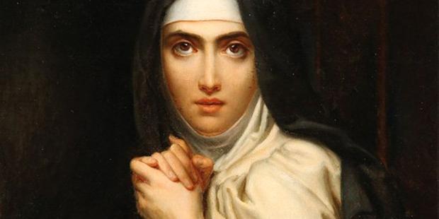 Preghiera per chiedere una grazia a Santa Teresa d'Avila