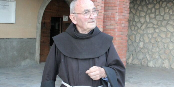 Padre Giovanni Mastroddi