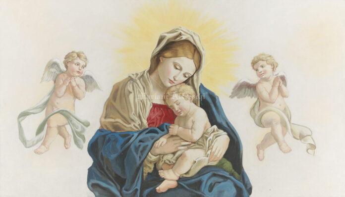 Ogni giorno una Lode a Maria, 26 novembre 2020. Regina degli apostoli e degli Angeli, prega per noi