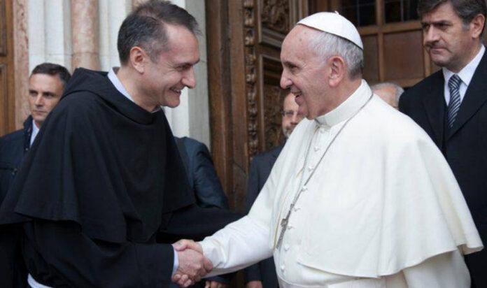 Padre Mauro Gambetti