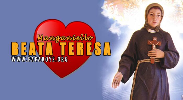Beata Teresa Manganiello: vita e preghiera