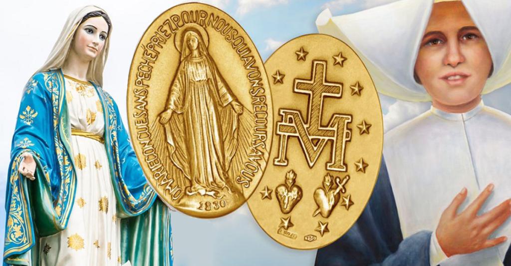 Novena alla Madonna della Medaglia Miracolosa