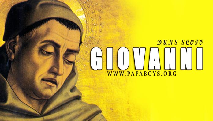 Beato Giovanni Duns Scoto: vita, pensiero e preghiera