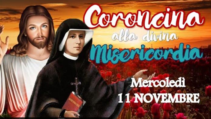 Coroncina alla Divina Misericordia, 11 Novembre