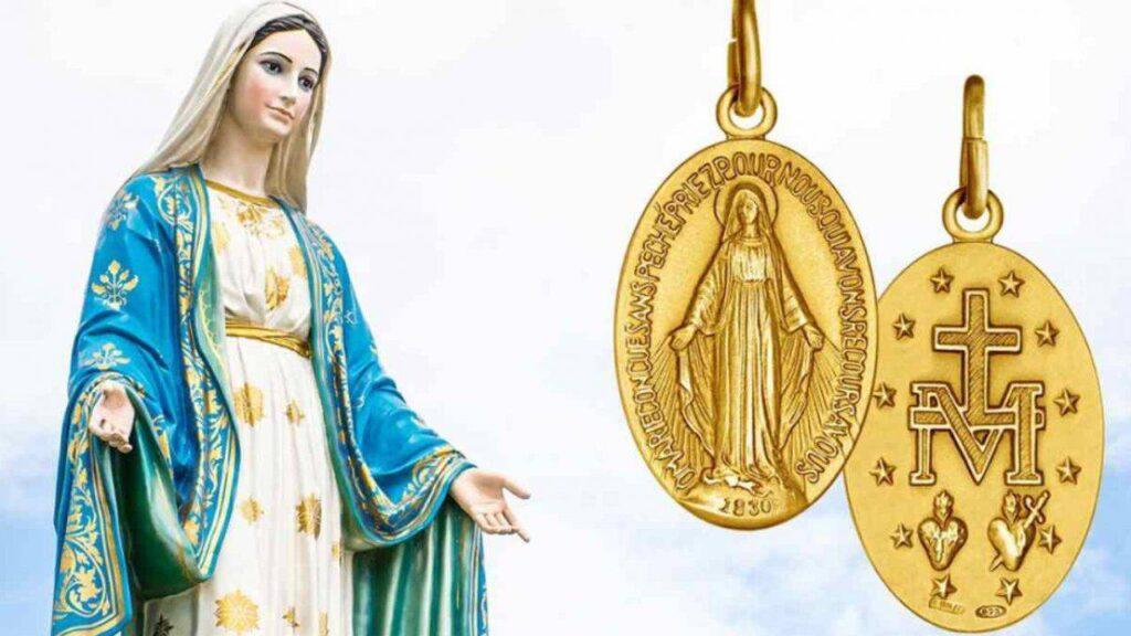 Inizia la Novena alla Madonna della Medaglia Miracolosa