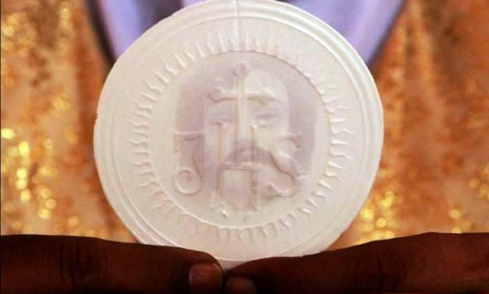 Miracolo eucaristico in India