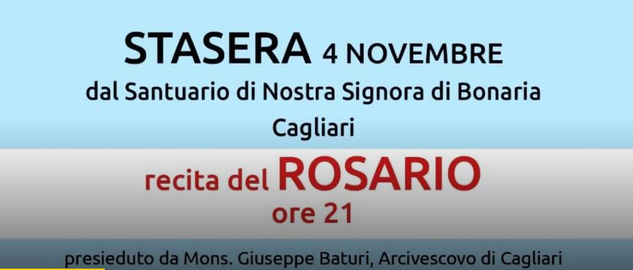 Rosario 4 Novembre 2020