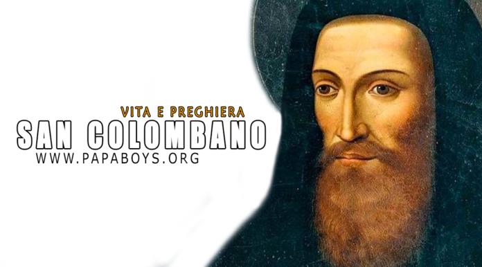 San Colombano: vita e preghiera