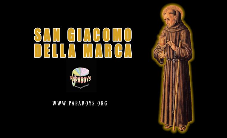 San Giacomo della Marca: vita e preghiera