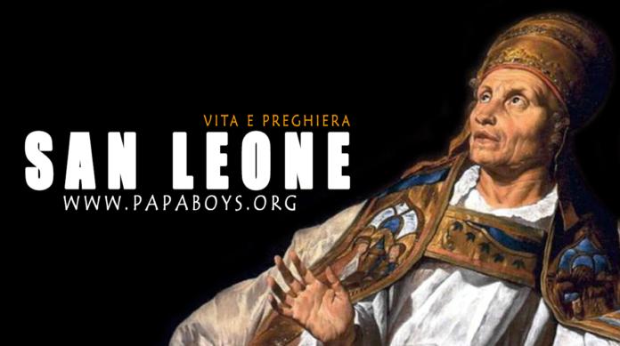 San Leone I Magno: vita e preghiera