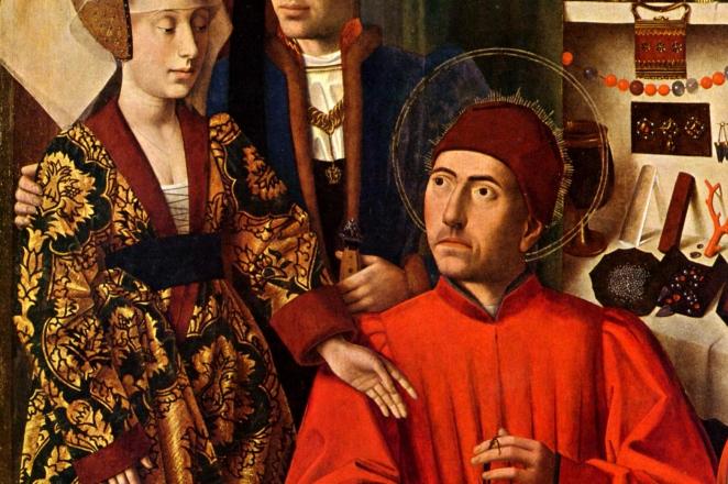 Sant'Eligio: vita e preghiera