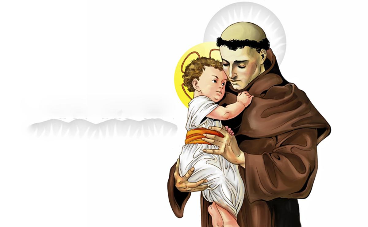 Preghiera a Sant'Antonio per una grazia