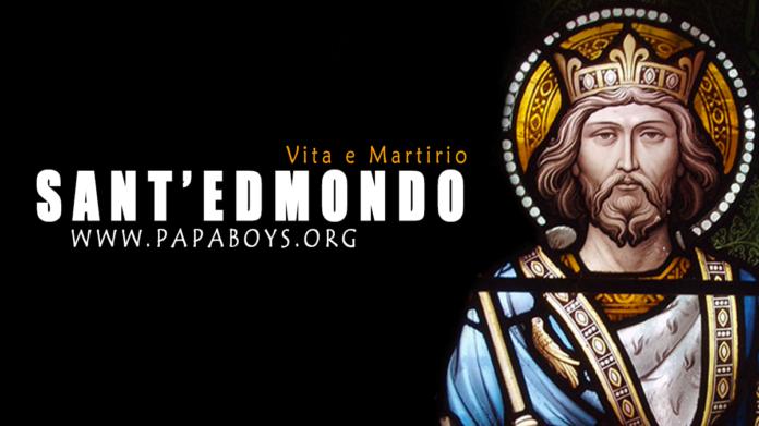 Sant'Edmondo: vita e martirio