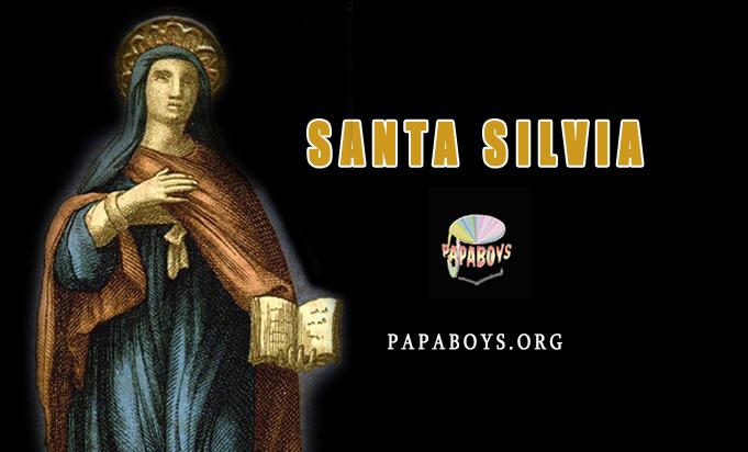 Santa Silvia: vita e preghiera