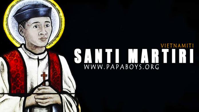 Santi Martiri Vietnamiti