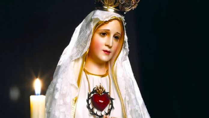 Supplica alla Madonna di Fatima