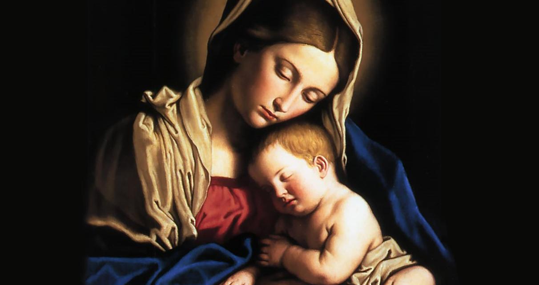 Preghiera per chiedere una grazia alla Vergine Maria