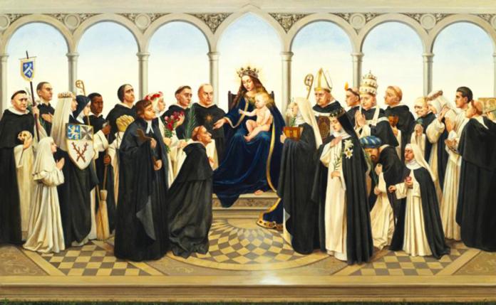 Tutti i Santi dell'Ordine Domenicano