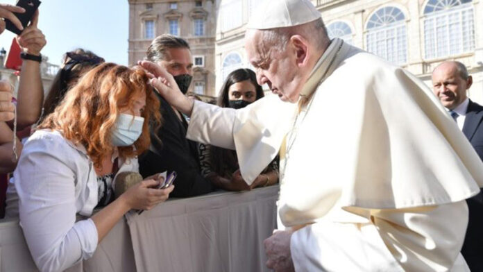 Papa Francesco e la violenza sulle donne
