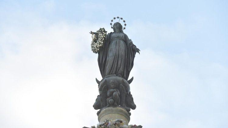 Immacolata di Piazza di Spagna