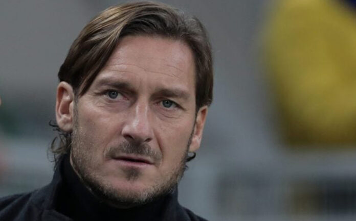 Francesco Totti positivo al Coronavirus
