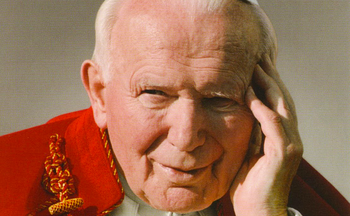 La rubrica dedcata a Giovanni Paolo II, 17 Novembre 2020