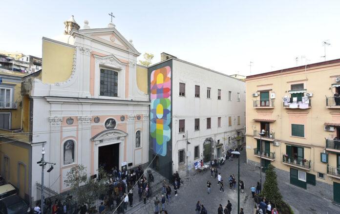 Tampone sospeso alla Basilica di San Severo a Capodimonte