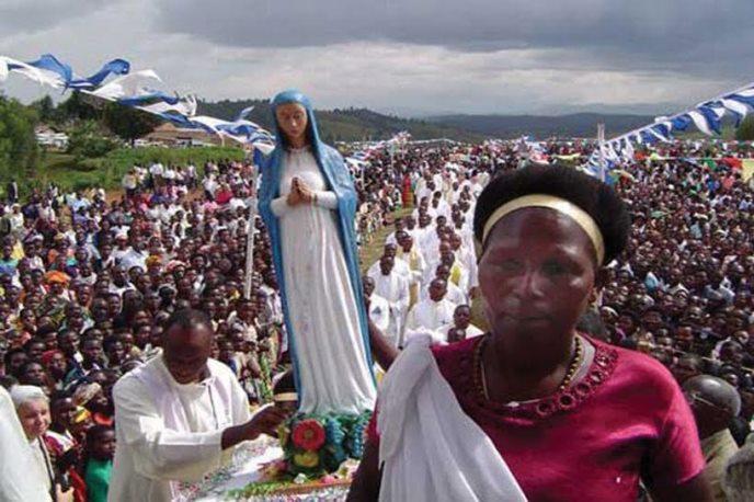 Nostra Signora dei Dolori di Kibeho: Apparizioni e Miracolo del Sole