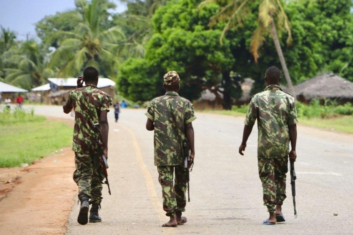 Orrore in Mozambico