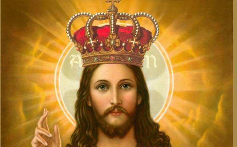 Preghiera a Cristo Re
