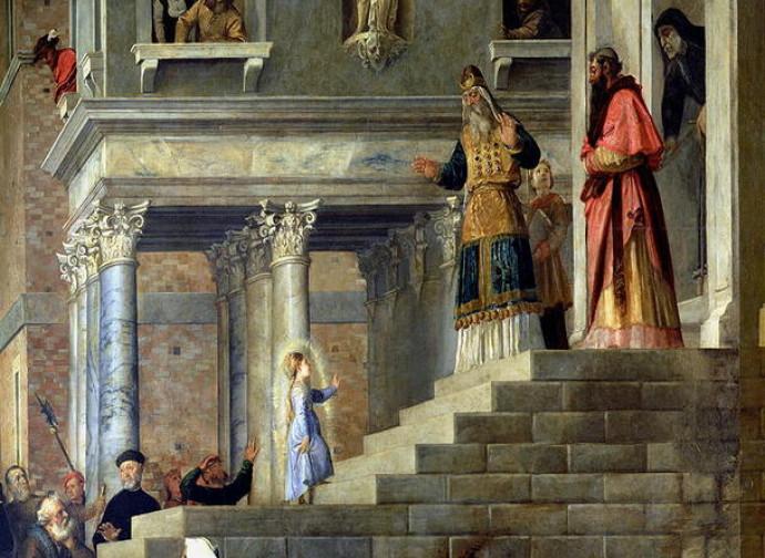 Presentazione della Beata Vergine Maria al tempio: storia e preghiera