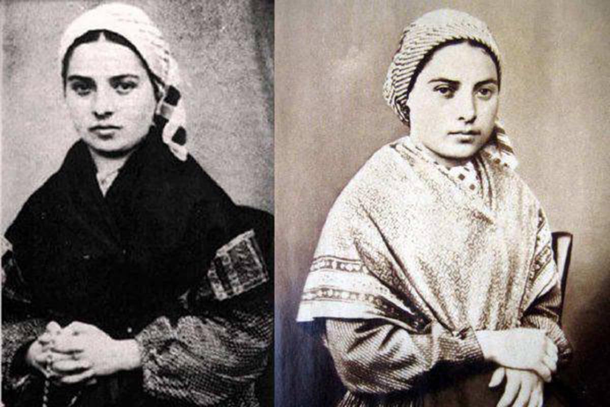 Preghiera a Santa Bernadette di Lourdes