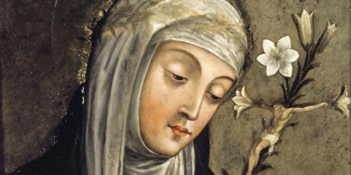 Preghiera a Santa Caterina da Siena