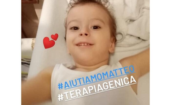 Aiutiamo il piccolo Matteo: l'appello di Giulia Catizzone