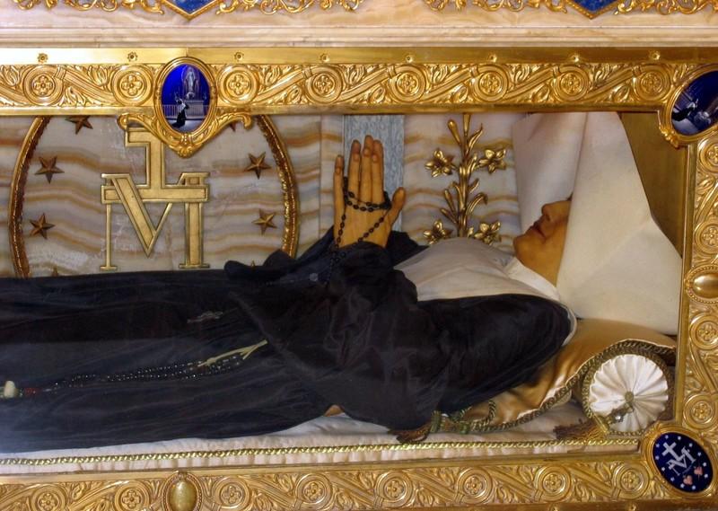 Santa Caterina Labouré: vita e preghiera