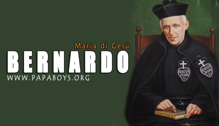 Beato Bernardo Maria di Gesù: vita e preghiera