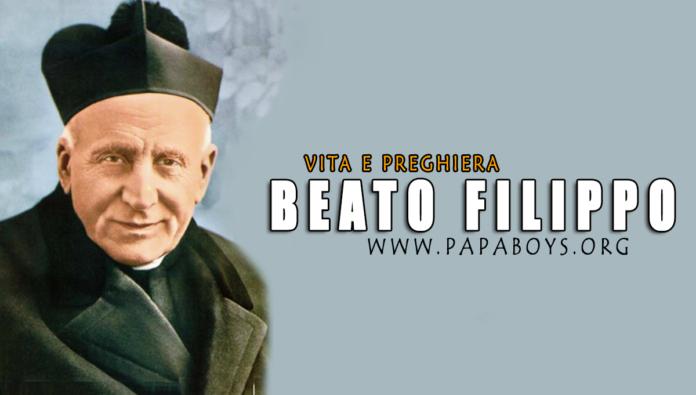 Beato Filippo Rinaldi: vita e preghiera