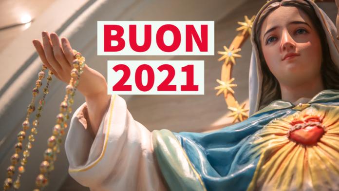 Buon 2021 a tutti! In ogni famiglia, ed in ogni cuore