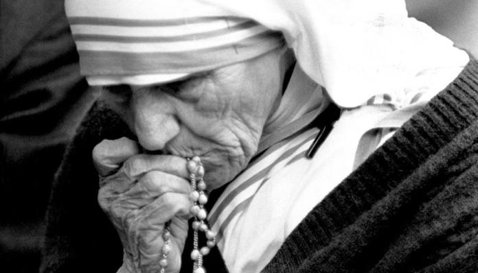 Inizia il nuovo anno con Madre Teresa, 1 Gennaio 2021