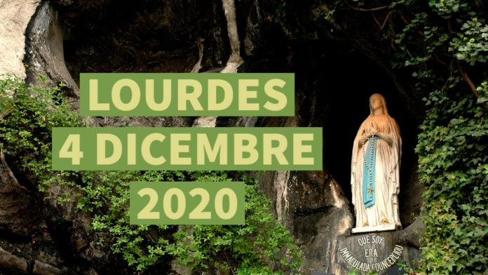 lOURDES 4 DICEMBRE 2020