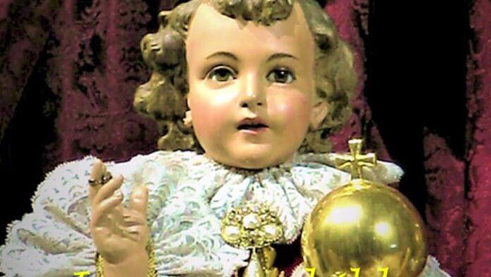 Novena al Santo Bambino di Praga per chiedere grazie! Oggi, domenica 10 gennaio 2021, è il 9° e ultimo giorno