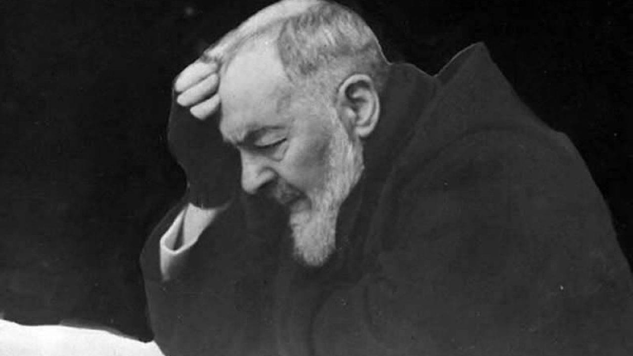 La rubrica dedicata a Padre Pio, 22 Dicembre 2020
