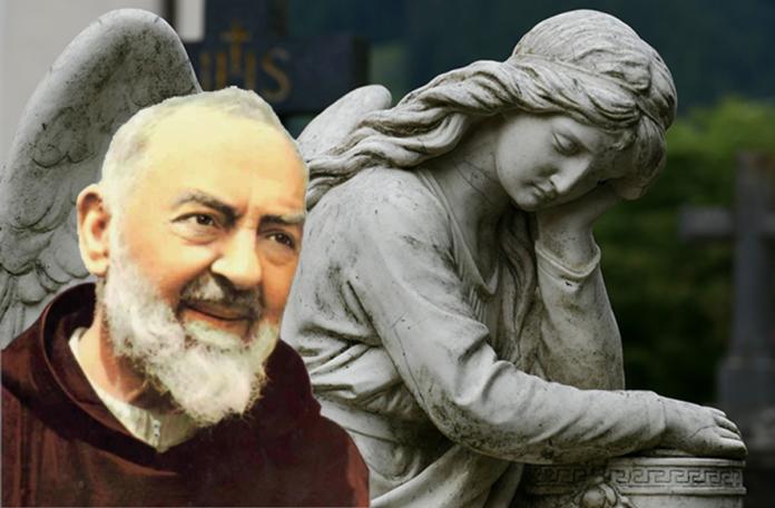 Invocazione di Padre Pio al suo Angelo Custode per chiedere protezione. Preghiera del mattino, 11 marzo 2021