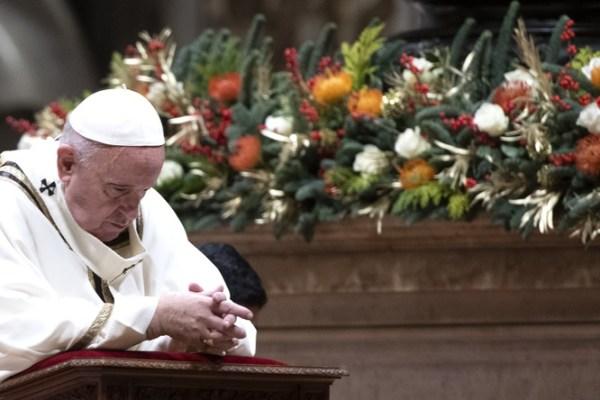 Papa Francesco: 'Non esiste un Dio spietato!