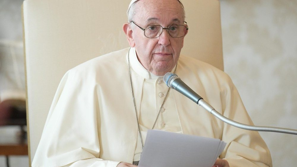 Papa Francesco. Udienza 2 Dicembre (Vatican Media)