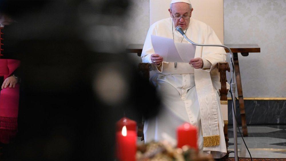 Papa Francesco: udienza di oggi
