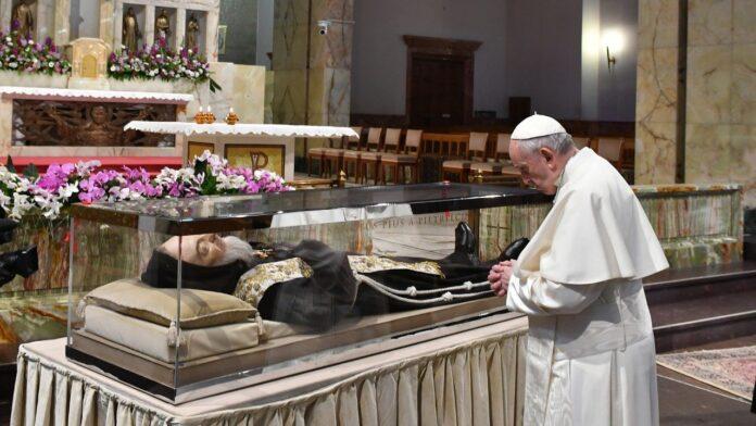 La rubrica dedicata a Padre Pio da Pietrelcina, 31 Dicembre 2020