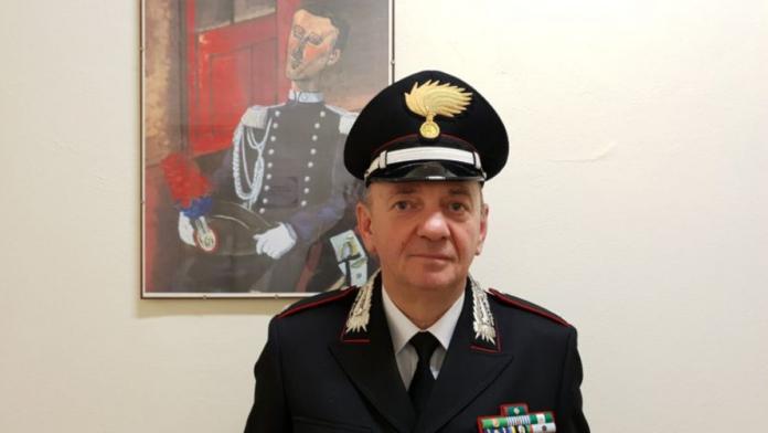 L'Arma dei Carabinieri piange il tenente Alberto Bazzurri