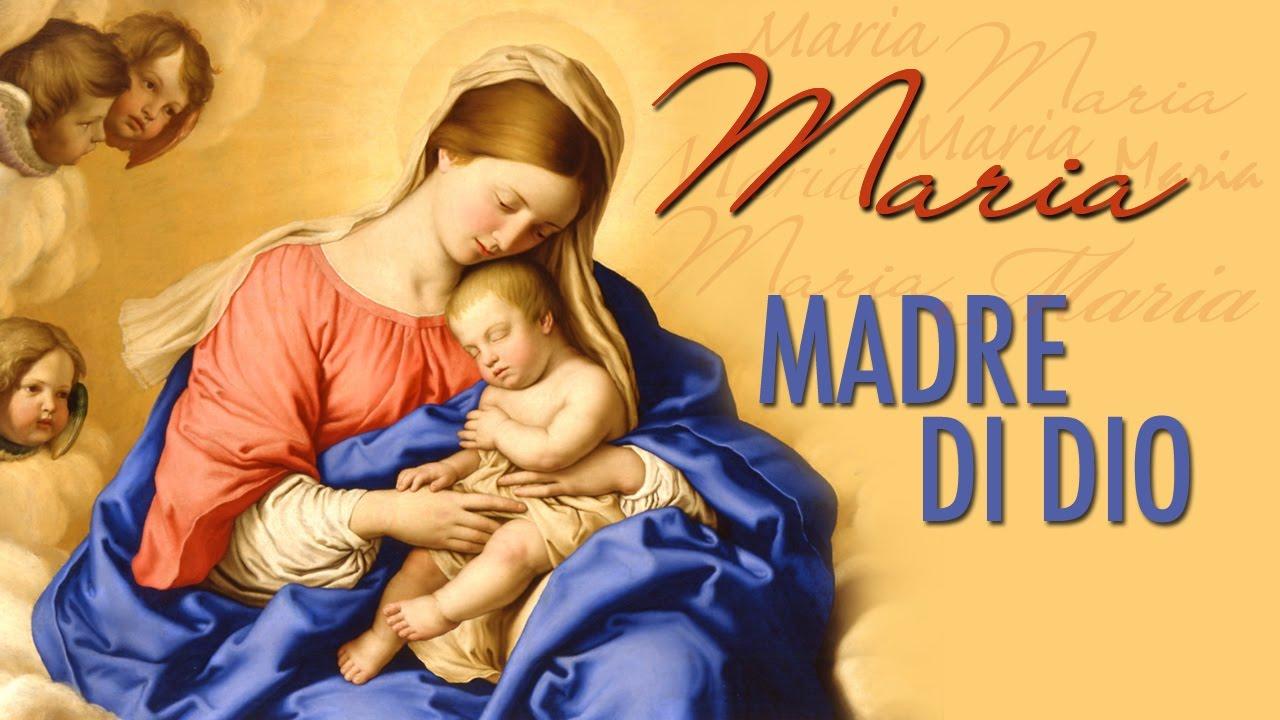 Maria Santissima, Madre di Dio