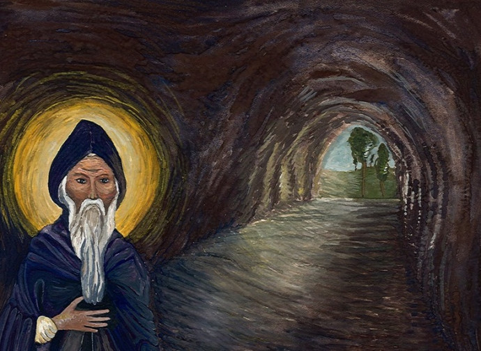 Preghiera all'Angelo Custode di San Macario